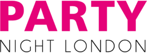 Party Night London Logo Long