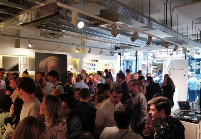 Mosa-Tiles-Clerkenwell-Design-Week-Crowd