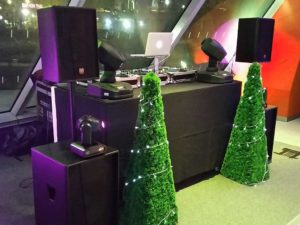 Siemens Christmas Party 2015