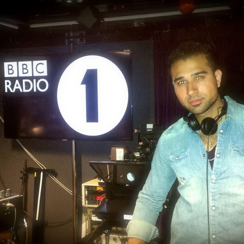 DJ Vik Toreus BBC Radio Mix