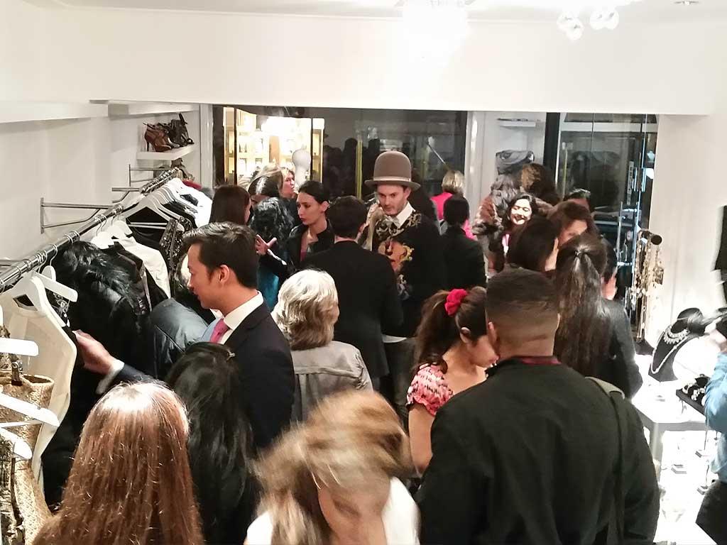 Fashion Shows Store Launch Kari C