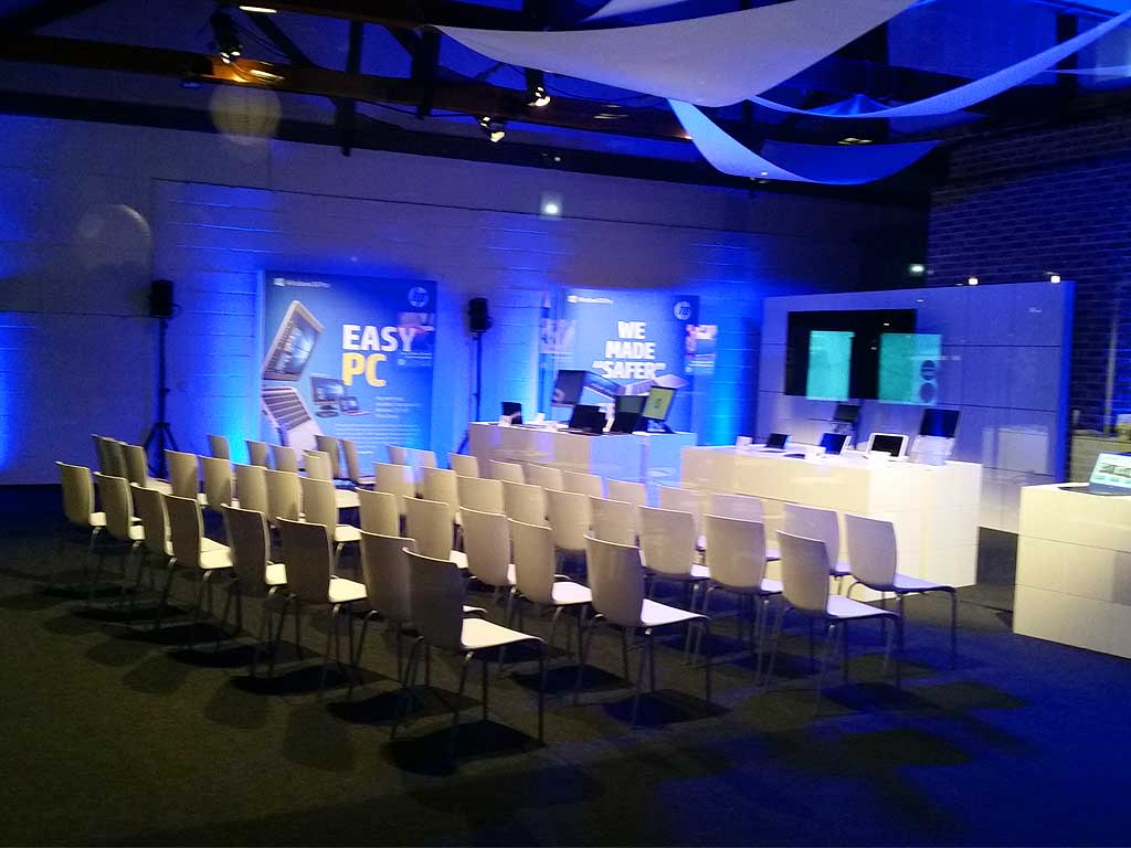 HP Corporate Event Conference Room