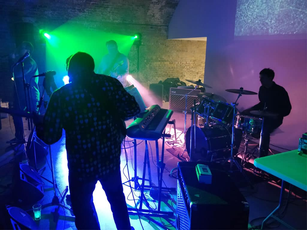 Lighting and Production Events