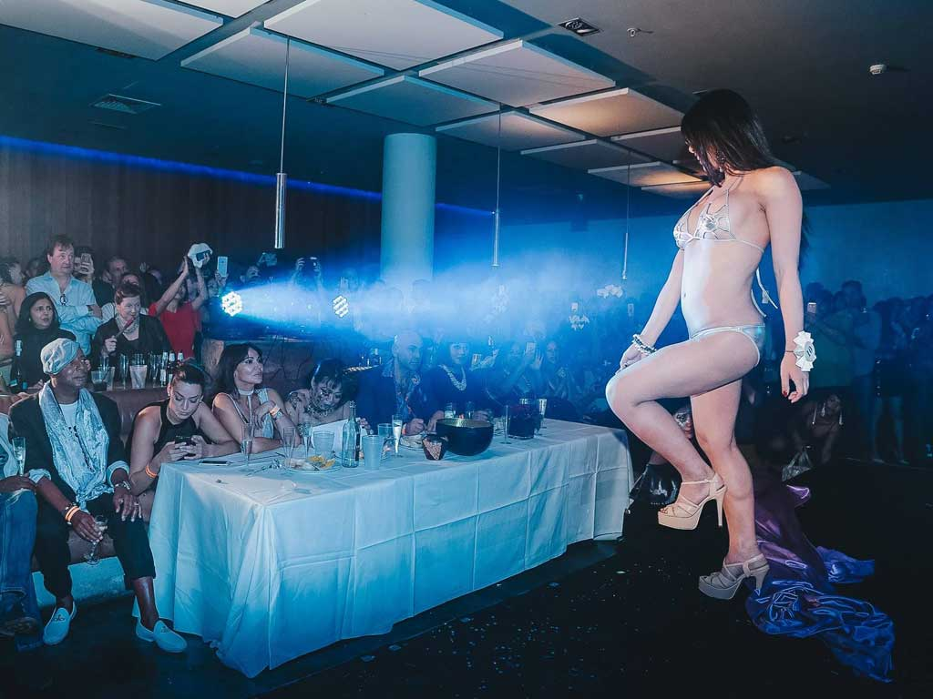 Fashion Shows Mangotree Ladyboy Contest DJ Hire