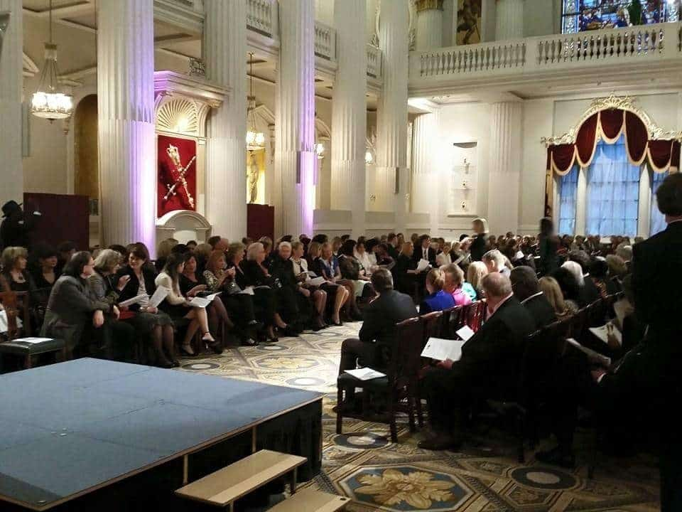 Fashion Shows At Mansion House