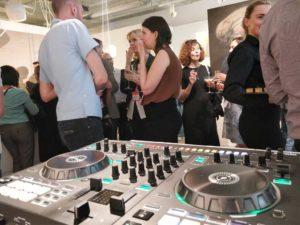 Mosa Clerkenwell Design Week DJ & Guests