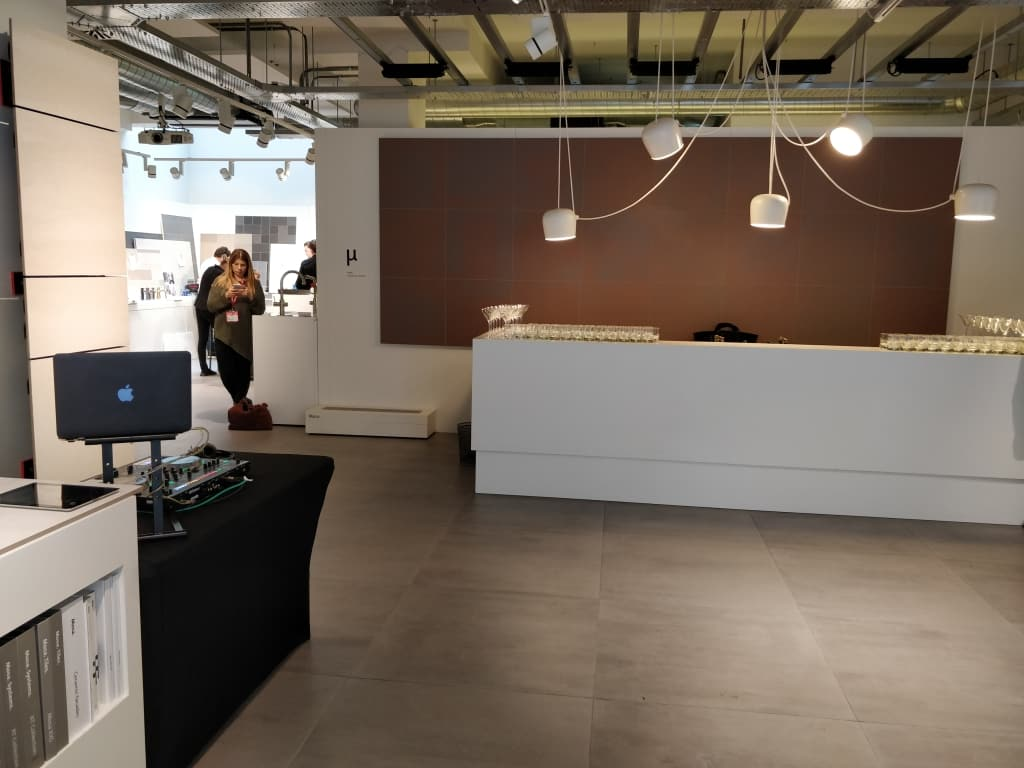 Mosa Tiles Event Clerkenwell Design