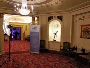 Entrance Hall At Plaisterers Event Venue