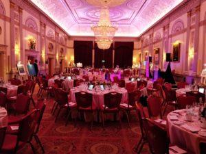 Plaisterers Hall Main Ball Room