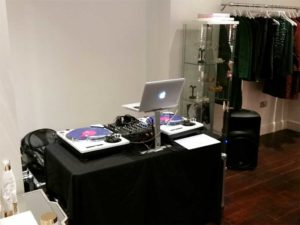 Store Launch Knightsbridge Themed Events
