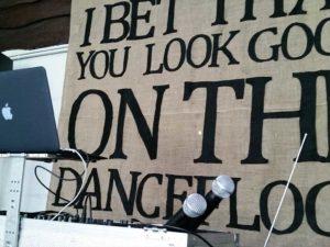 Wedding Good On The Dance Floor Decor