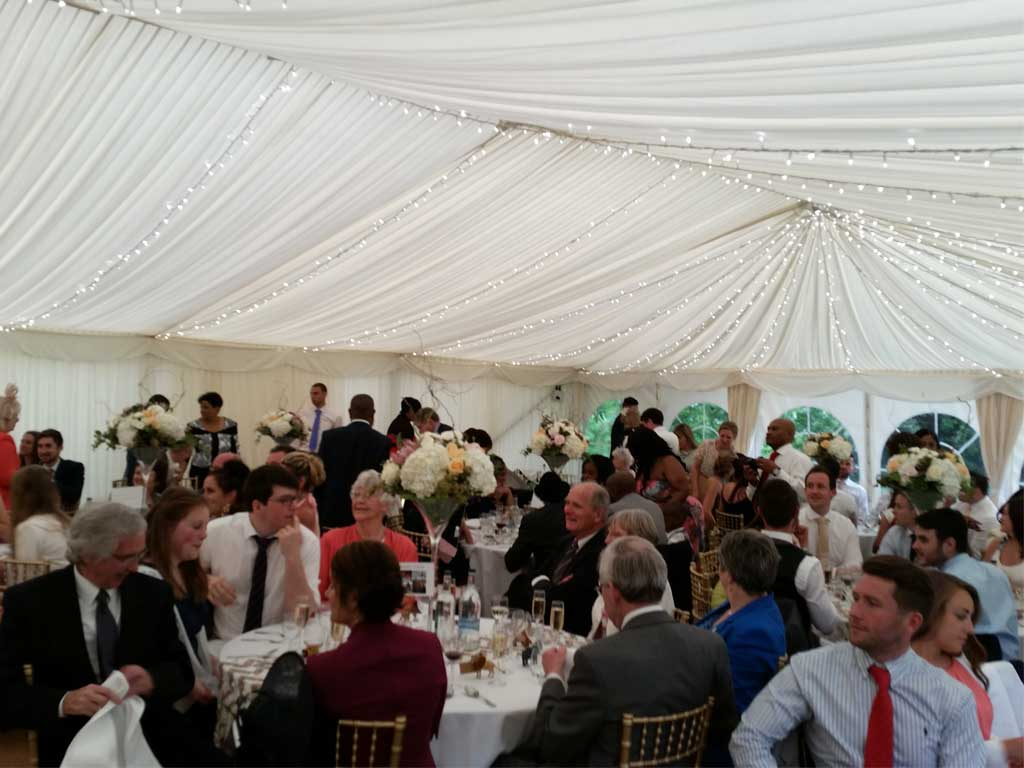 Wedding Outdoor Events Marquee Oxford