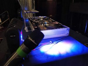 Christmas Party DJ Hire Law Society