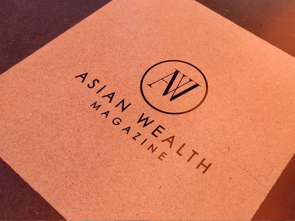Asian Wealth Magazine Custom Tile Mayfair
