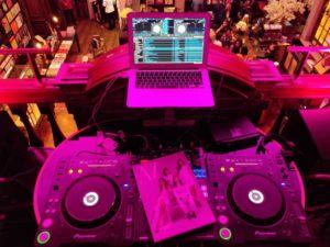 DJ Agency Set Up Maison Aussoline