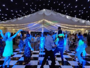 Wedding Party Outdoor Event Marquee
