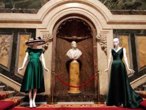 Mencap Fashion Show Goldsmiths Hall Entrance 2018