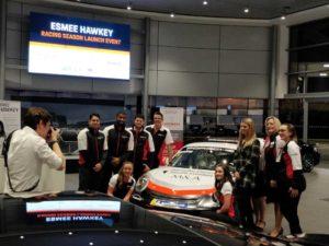 Porsche South London Esmee Hawkey