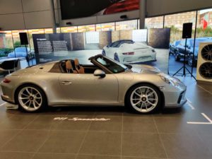 Porsche Event Speedstar Car