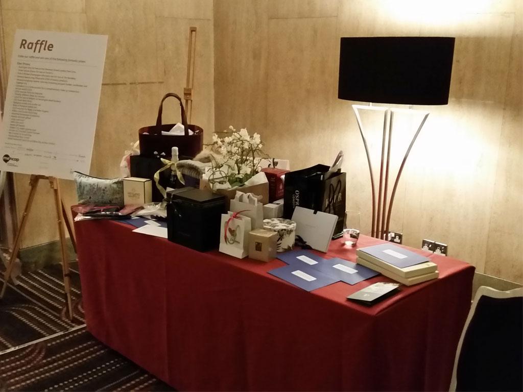 Items Display Sheraton Mencap