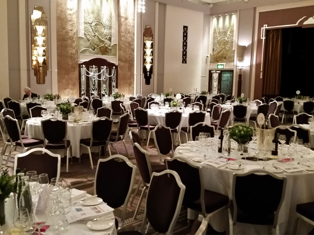 Sheraton Ballroom Mencap Charity Event