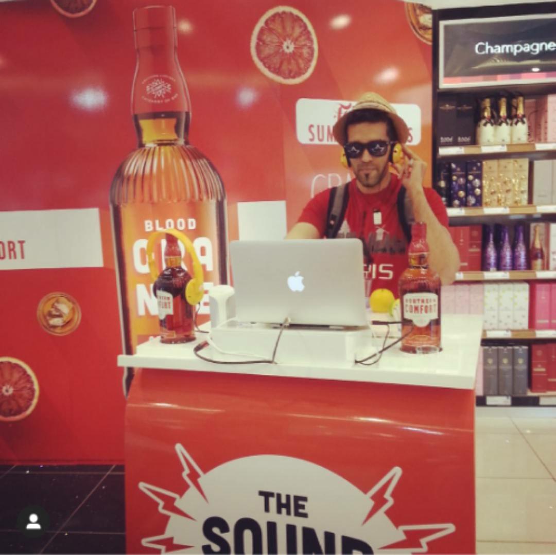 Store Djing DJ Mr Vish