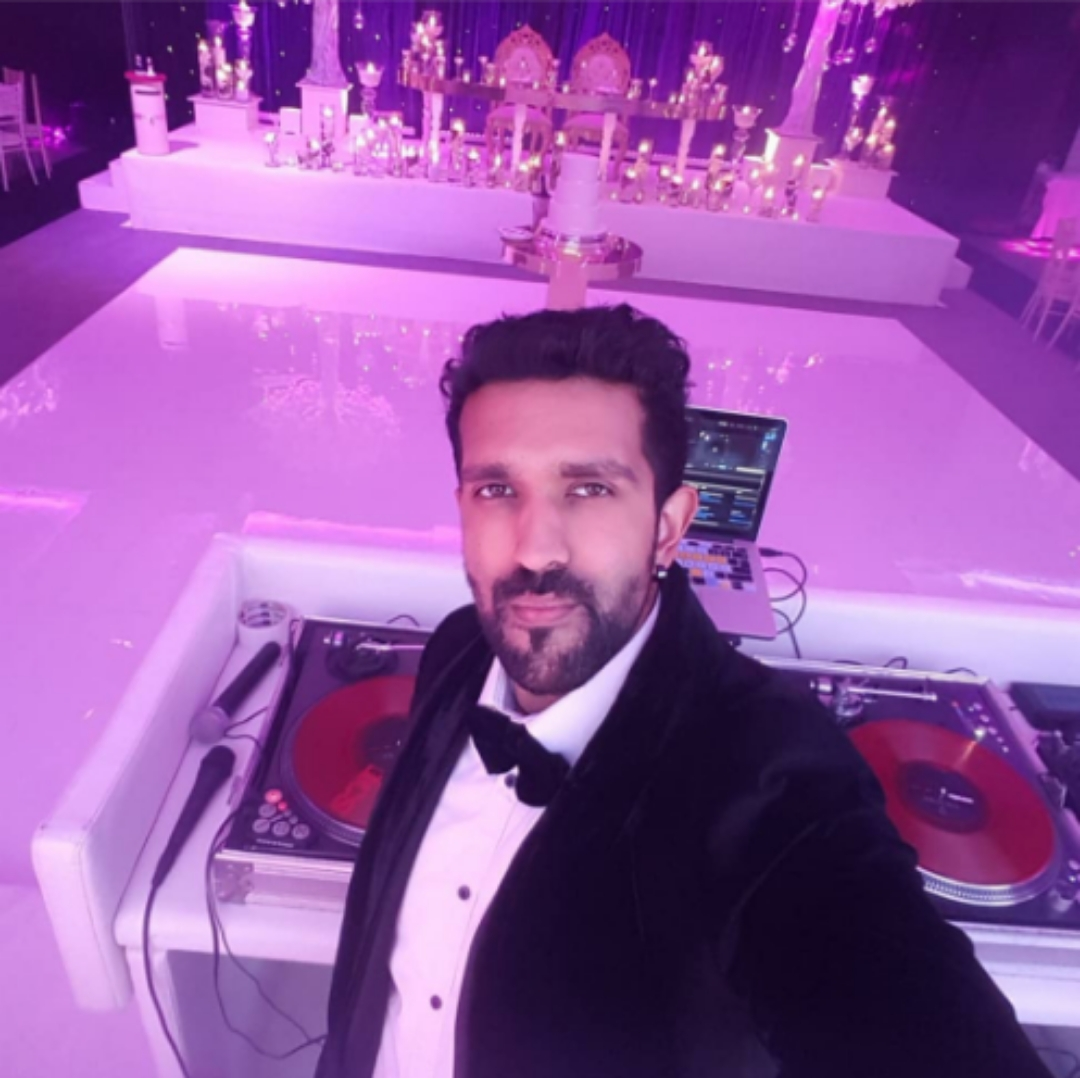 DJ Mr Vish Private Events