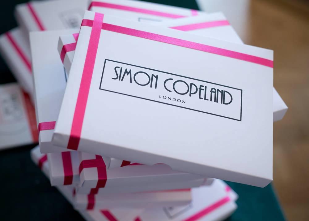 Mandarin Orient Hotel Fashion Show Simon Copeland Merchandise