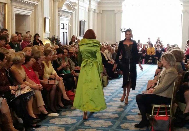 Charity Fashion Show Catwalk Mencap