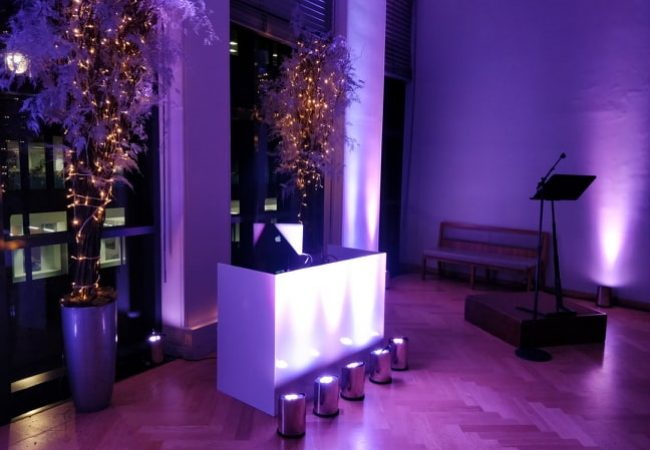 National Gallery - Christmas Party DJ Hire