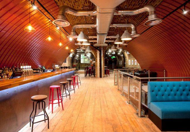 Sama Bankside Main Upper Bar