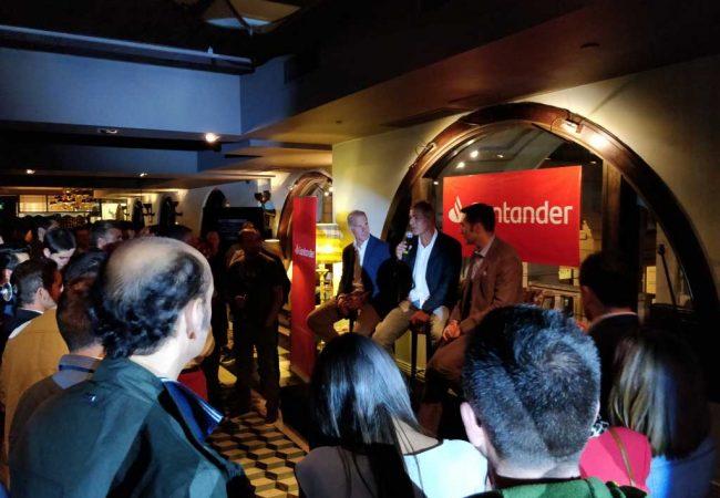 Santandar-Corporate-Party--4--Hispania-Restaurant---London-DJ-Agency