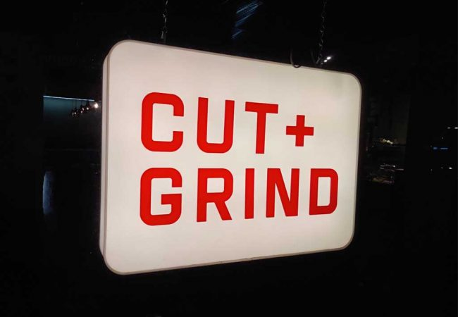 Cut and Grind Kings Cross